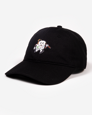 Sandwich Man Hat - Black