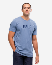 G*LF TShirt - Blue Steel