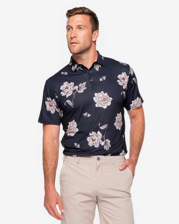 Desert Rose Polo