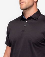 Riviera Polo - Black