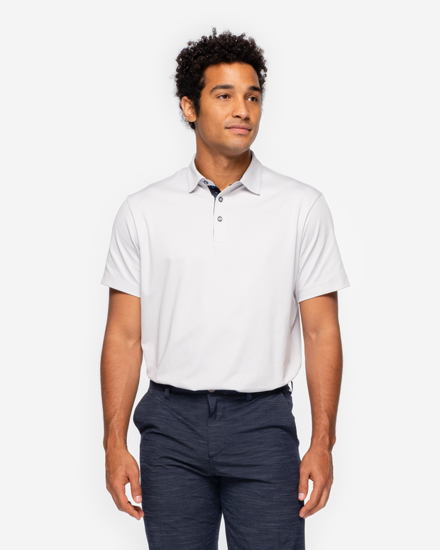 Riviera Polo - Steel