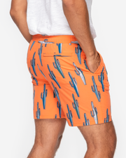 Baja Swim Trunk - Saguaro