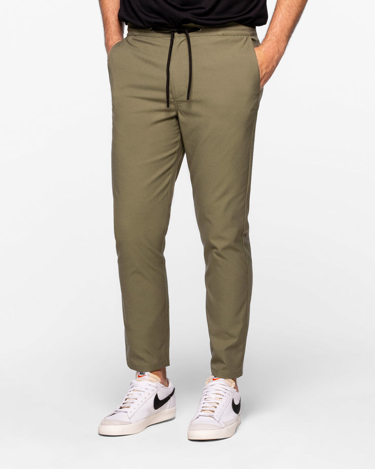 Flight Pant - Matte Green