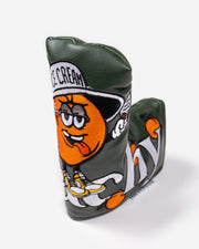 Peachy Man Putter Cover