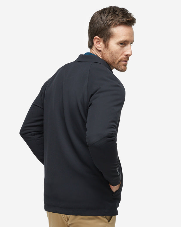 Echo Technical Jacket - Triple Black