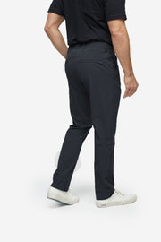 There's no limit to your activity in these stretchy, quick-dry pants designed with a comfortable tapered leg that adjusts at the ankle with a secret zipper.
