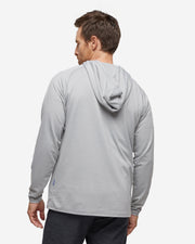 Lay Low Hoodie - Alloy Grey