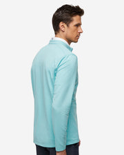 Lay Low Pullover - Angel Blue