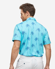 Big Palm Polo - Angel Blue/Navy