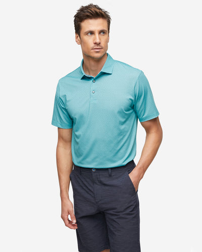 Boardwalk Polo - Angel Blue