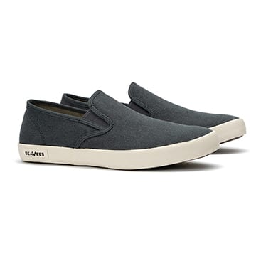 SeaVees Baja Slip On - Slate Navy