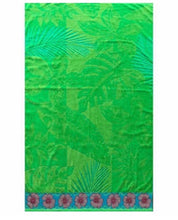 Load image into Gallery viewer, Green Beach Towel