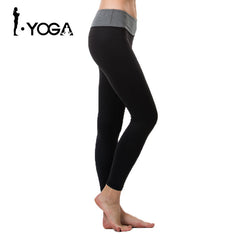 Yoga Pant Womens Compression Running Leggings Women Gym Running Print Workout Pants Mallas Mujer Deportivas Fitness Yoga Pants