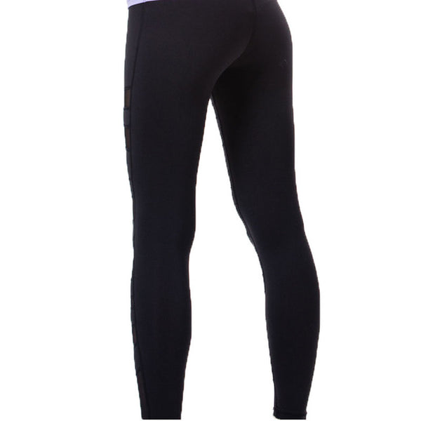 Running Mesh Workout Pants