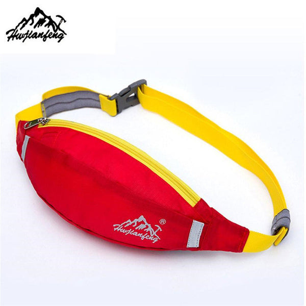 Brand OutdoorTravel Outdoor Running Multifunction Run Bags Sports Waist Bag Anti-theft B1#W21