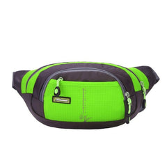 Brand Running Bum Bag Travel Handy Hiking Sport Pack Waist Belt Zip Pouch T-01 #W21