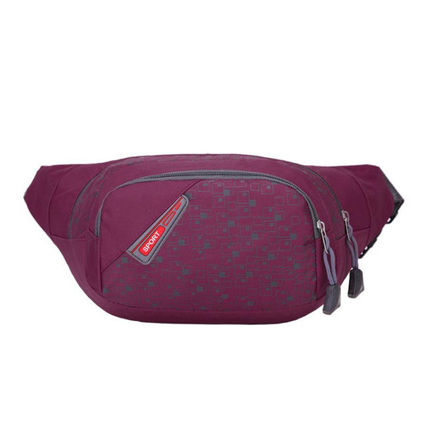 Adjustable Strap Running Bum Bag