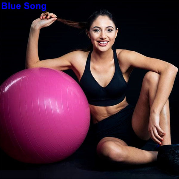 Exercise Gym Fit Yoga Core Ball Indoor Fitness Training Yoga Ball