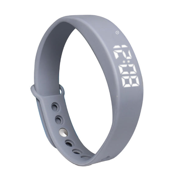 New Arrival Waterproof LED Wearable Walking Running inteligente band Health Track Band Pulsera inteligente Health Track Band