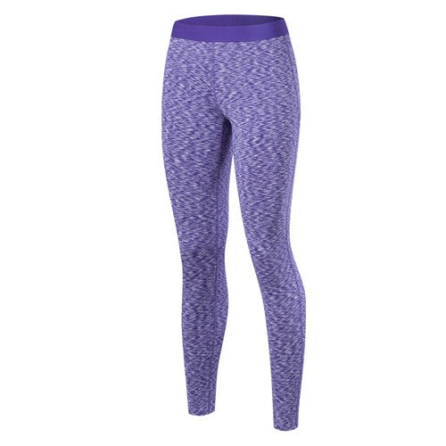 Yoga Pants Elastic Waist Yoga Leggings  Fitness Gym Running Yoga Pant
