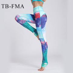 sport pants sportswear women yoga pants fitness leggings Compression pants female yoga pant sports tights lady sports clothing