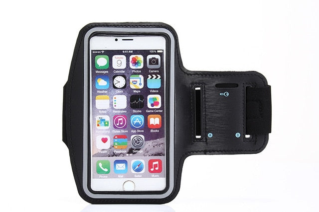 Waterproof Sports Case  For Iphone 6/7 plus Armband Belt Cover Arm Bag Band GYM Bag Case