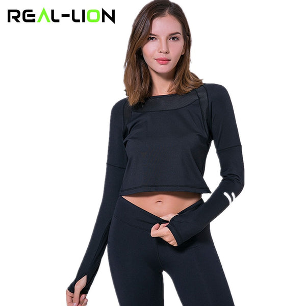Yoga Shirt Long Sleeve