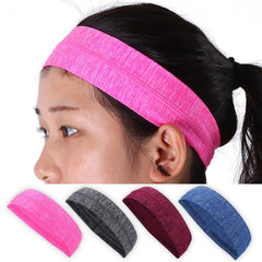 Sweat-absorbent Hair Band Headwear