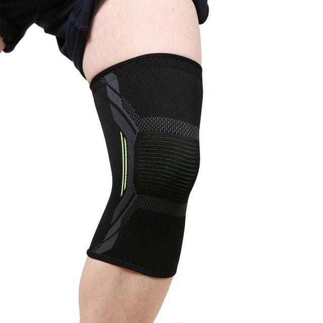 New Breathable heat Knee pad winter sports safely Fintenss Knee pads Training Elastic Support Knee Protect