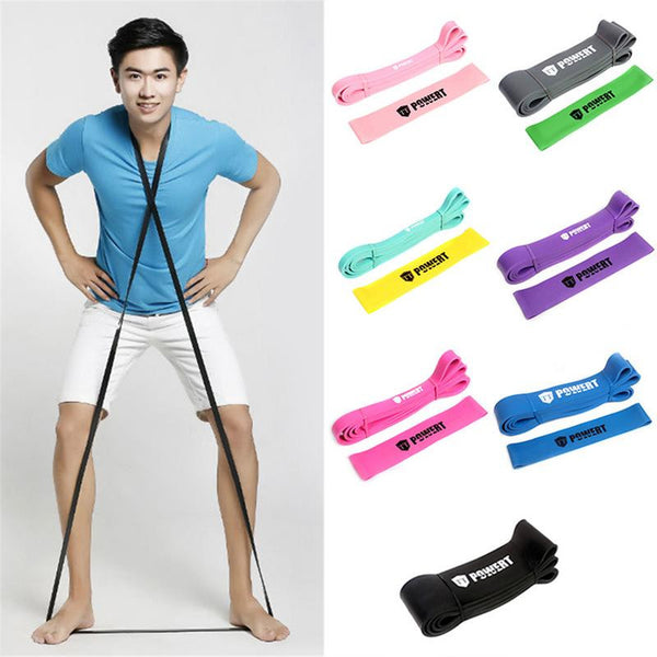 Stretch Band Fitness Equipment Resistance Bands Crossfit Yoga Rubber loop Elastic String Sport Training Equipment