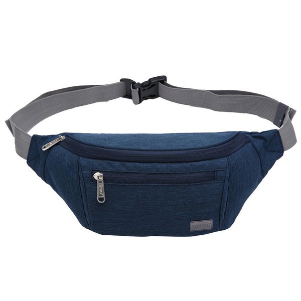 Sports Waist Pack Workout Fitness Waist Band Belt Bag for Walking Cycling Traveling