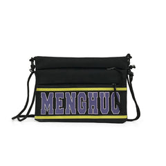 Unisex Stylish Student Crossbody Bag Chic Fashion Shoulder Bag for Sports School Caming