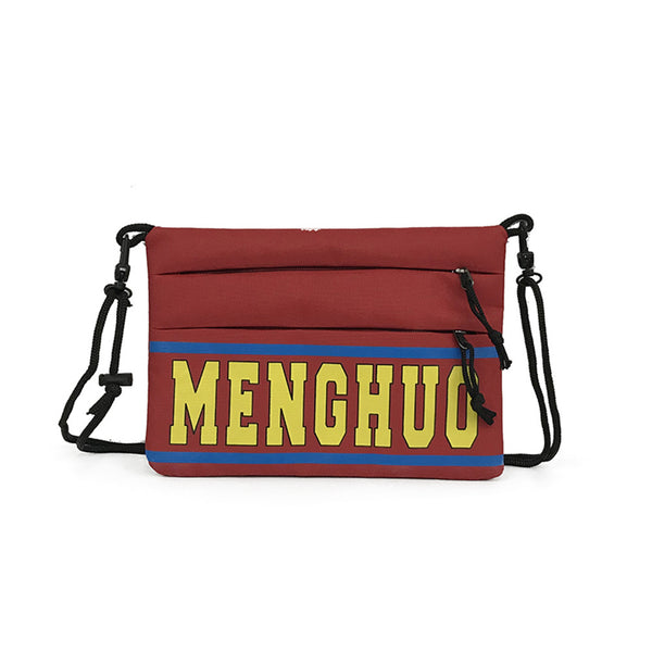Unisex Stylish Student Crossbody Bag