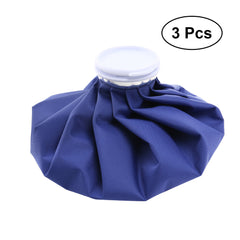 Sports Injury Neck Knee Pain Relief Ice Bag Cold Pack (Blue)