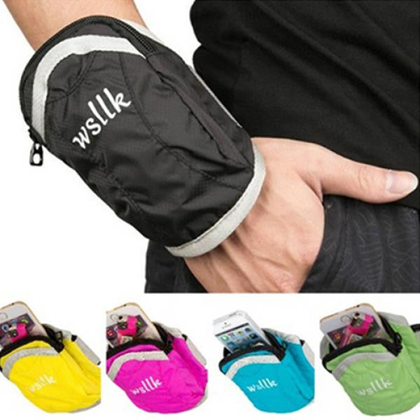 Running Jogging Arm Package Mobile Phone Arm Wrist Bag Bagging Men And Women Outdoor Sports Phone