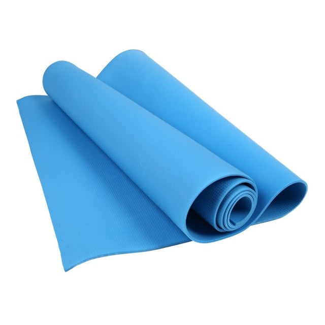 Fitness Yoga Mat Exercise Fitness Foam Yoga Mat