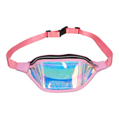 Fashion Reflective Chest Bag