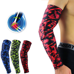 Compression Arm Elbow Sleeve Protector Gear