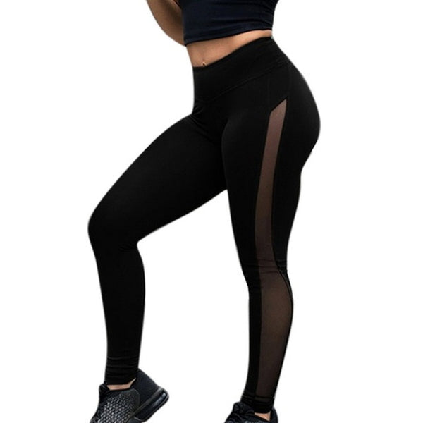 Running Gym High Waist Yoga Pants