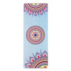 fitness travel  printed eco friendly yoga mat wholesale