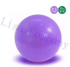 Yoga Ball Exercise for Fitness Appliance Exercise Balance Home Balls