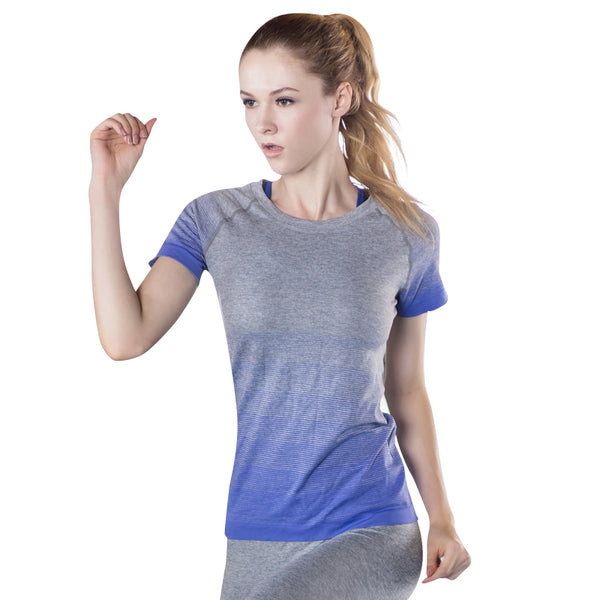 Running Gym Short Sleeve Shirt