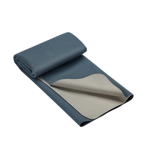 Yoga mat, yoga towel