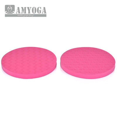 Yoga Knee Pad Fitness & Body Building Pad Elbow pads Disc Yoga Mat Protective Pad Protective Joint Cushion
