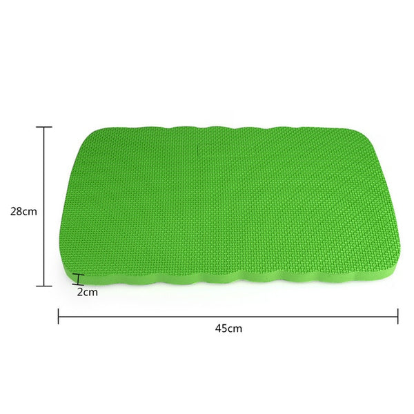 Indoor Yoga Knee Pad Fitness Garden Kneeler Pads Kneeling High Density EVA Foam Thick Cushion Knee Protection