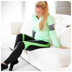 Women Stylish Sports Gym Yoga Fitness Leggings Pants Running Bottoms