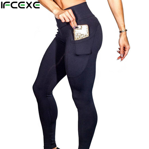Side Mobile Pocket Yoga Pant