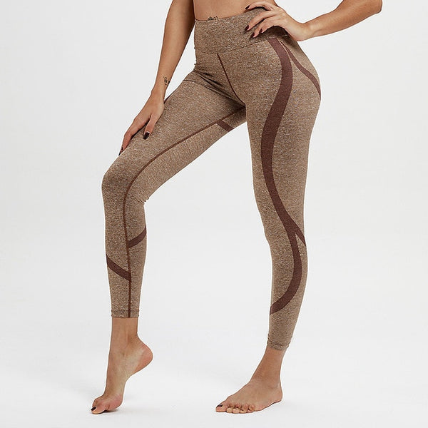 Ankle-Length High Waist Yoga Pant
