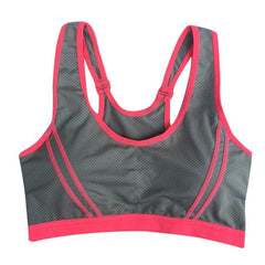 Yoga Shirt Seamless Sports Bra Workout Running Yoga T-Shirt