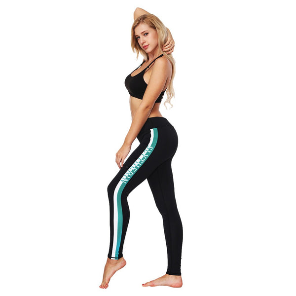 Women's Yoga Leggings Fitness Sports Gym Exercise Running Jogging Pants